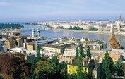 Urlaub in Budapest