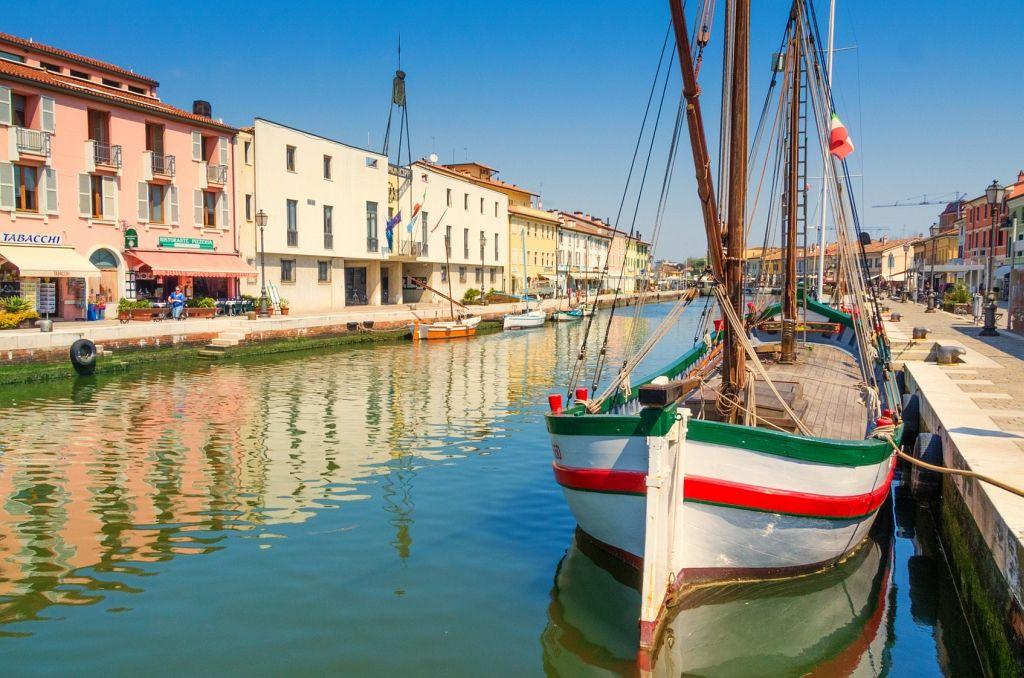 Urlaub in der Emilia Romagna