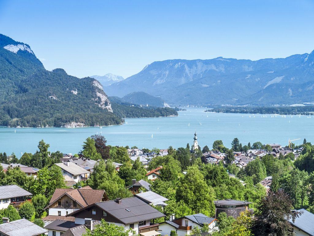 Urlaub im Salzburger Seenland