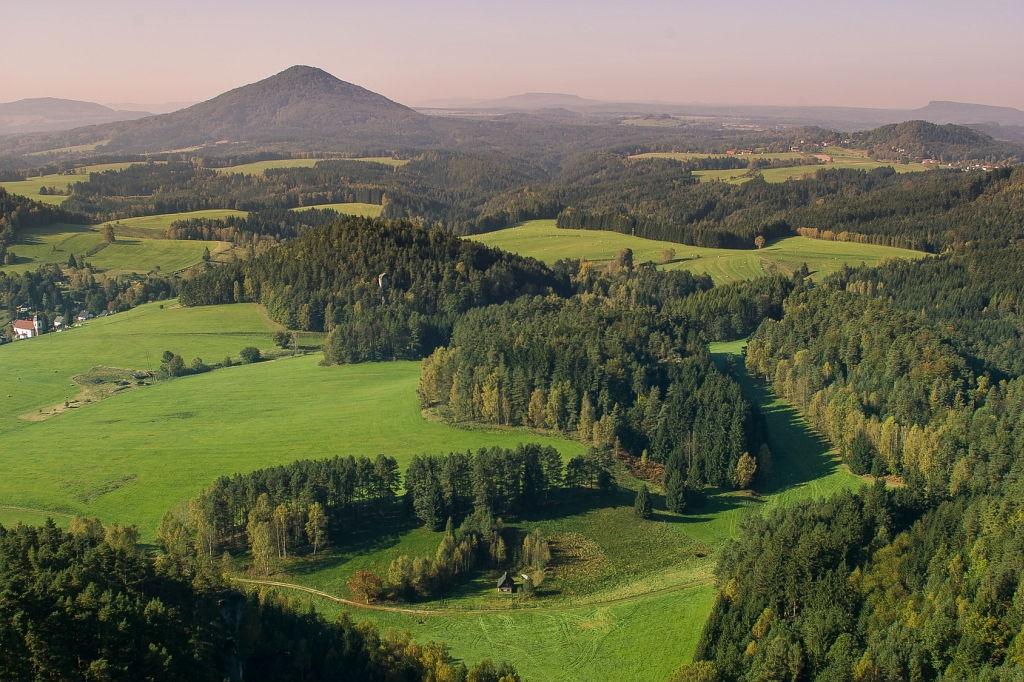 Lausitzer Gebirge & Böhmische Schweiz